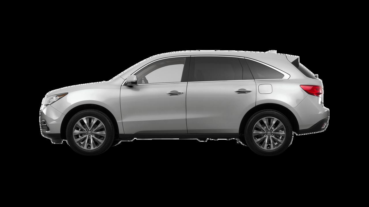 2016 Acura MDX Sport Utility