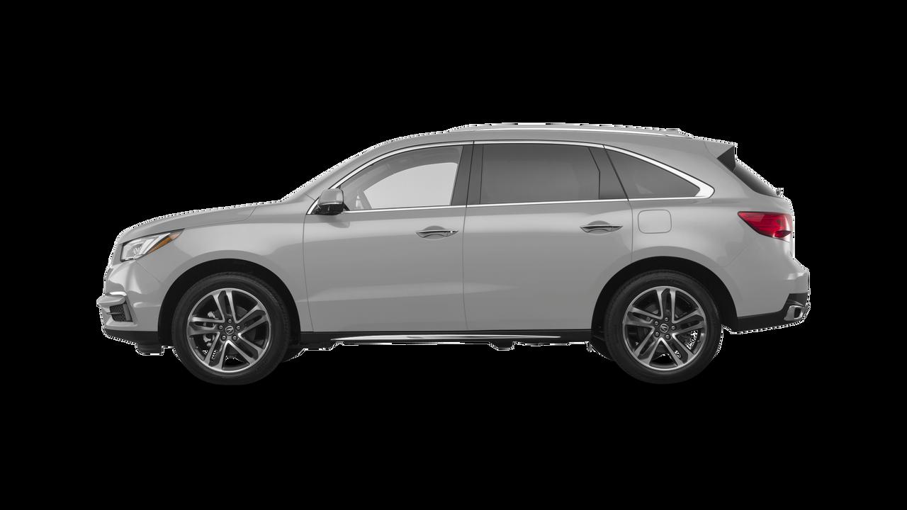2017 Acura MDX 4D Sport Utility