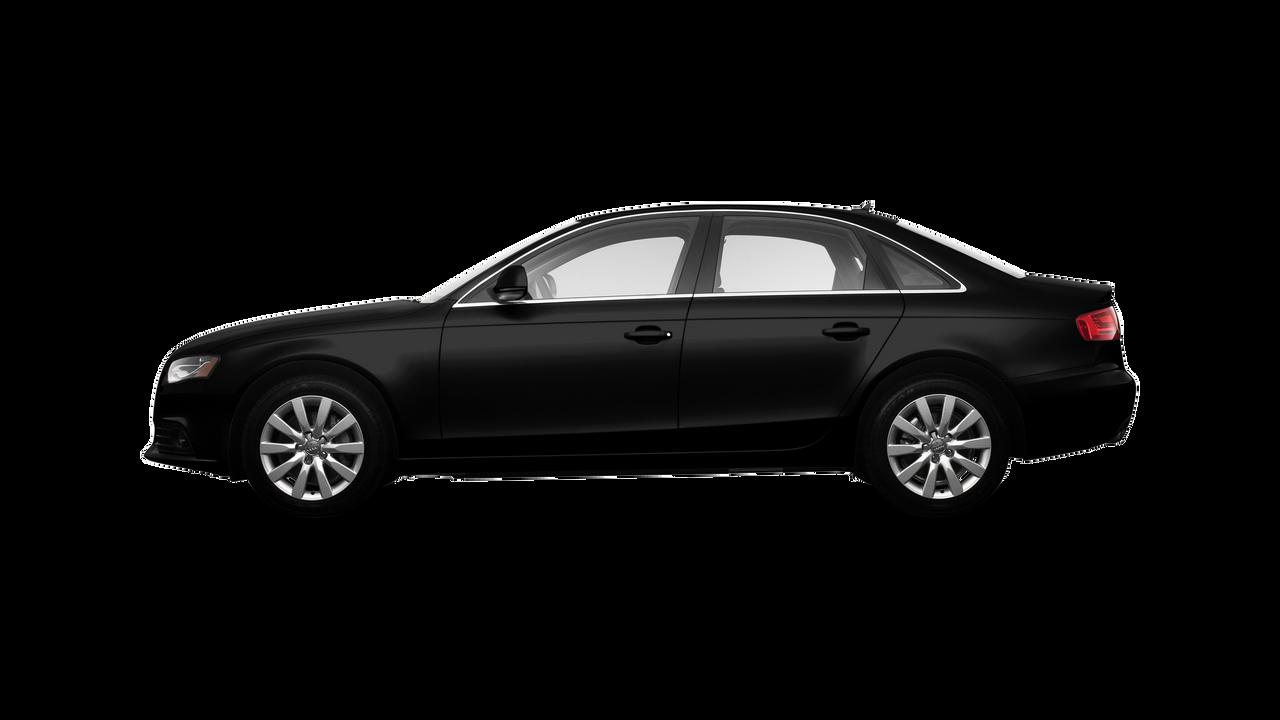 2009 Audi A4 4dr Car