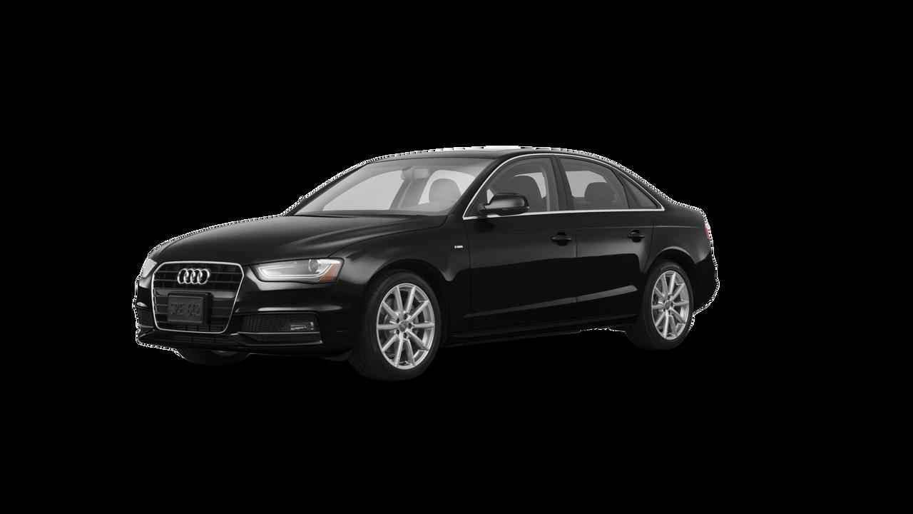 2016 Audi A4 4dr Car