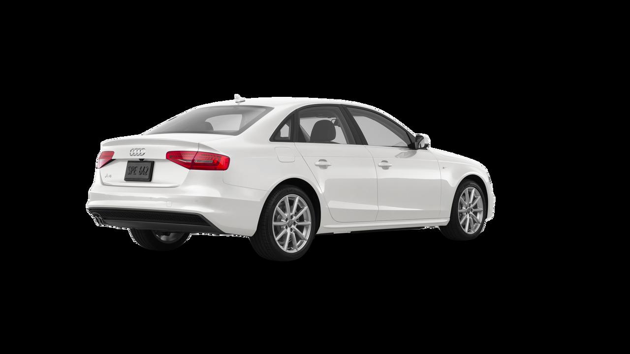 2015 Audi A4 4dr Car
