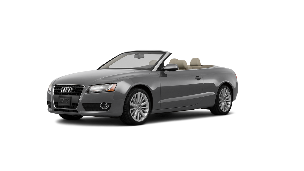 2011 Audi A5 2dr Car
