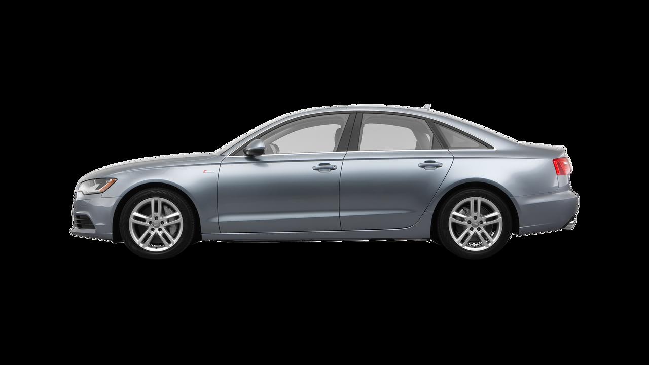 2013 Audi A6 4dr Car