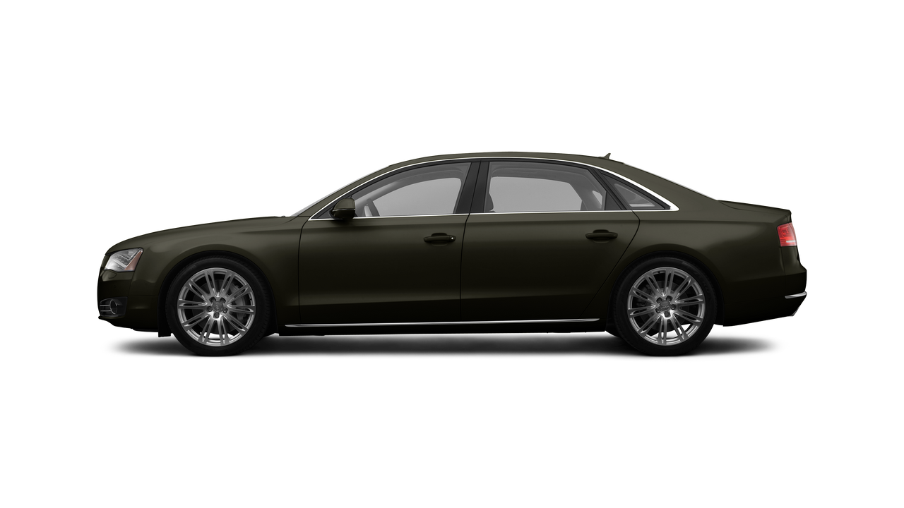 2013 Audi A8 4dr Car