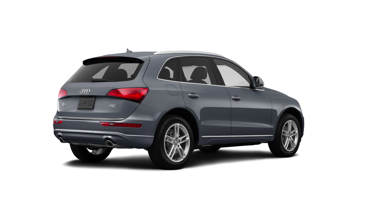 2018 Audi Q5 Sport Utility