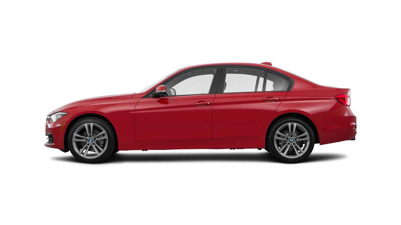 2016 BMW 3 Series 4dr Car