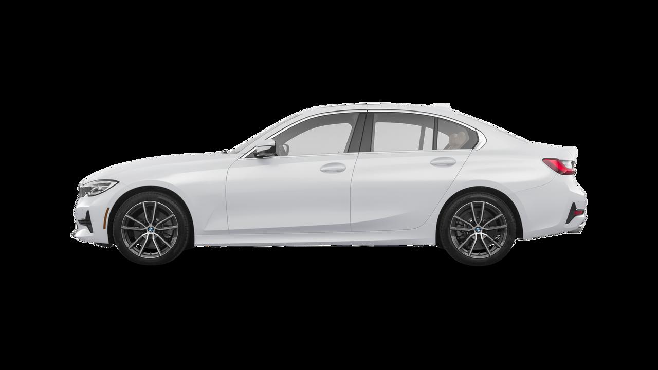 2020 BMW 3 Series 4dr Car