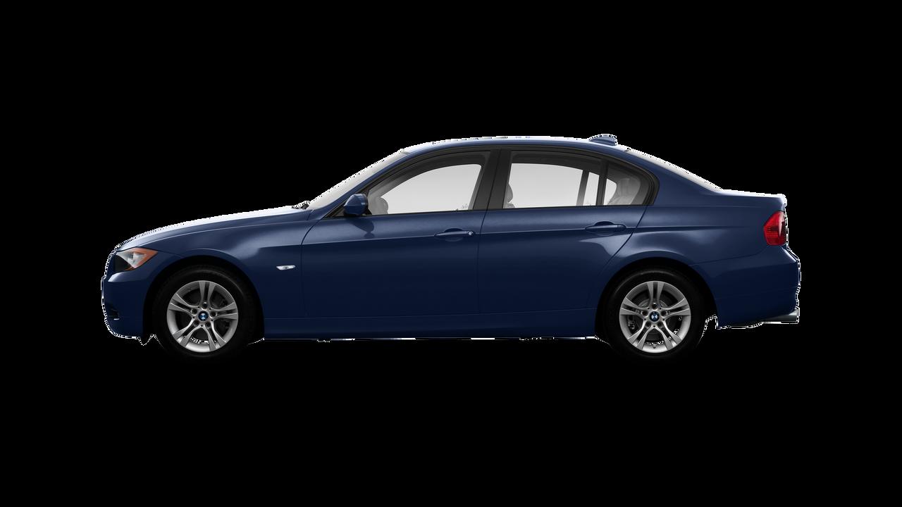2008 BMW 3 Series 4dr Car