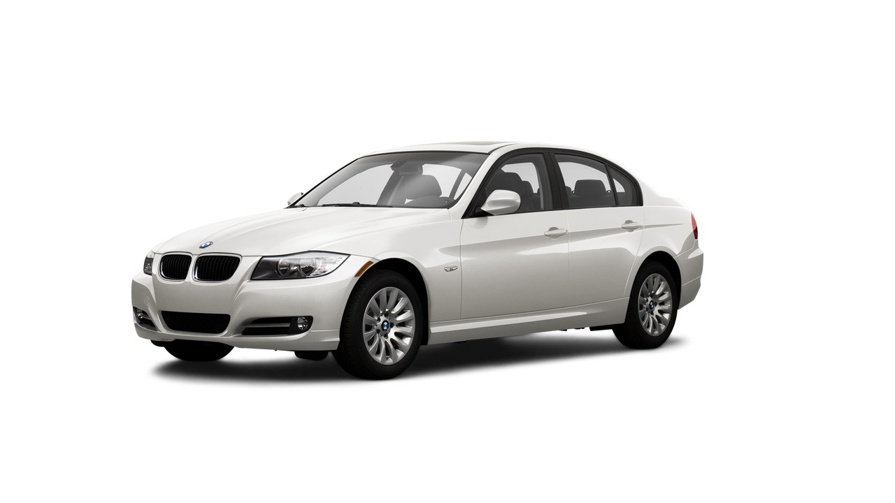 2009 BMW 3 Series 4dr Car