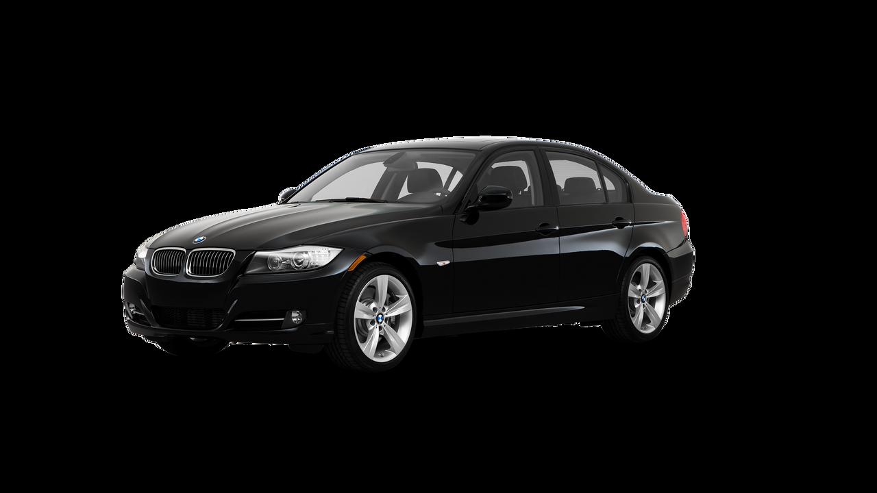 2010 BMW 3 Series 4dr Car