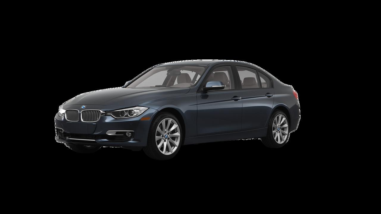 2012 BMW 3 Series 4dr Car