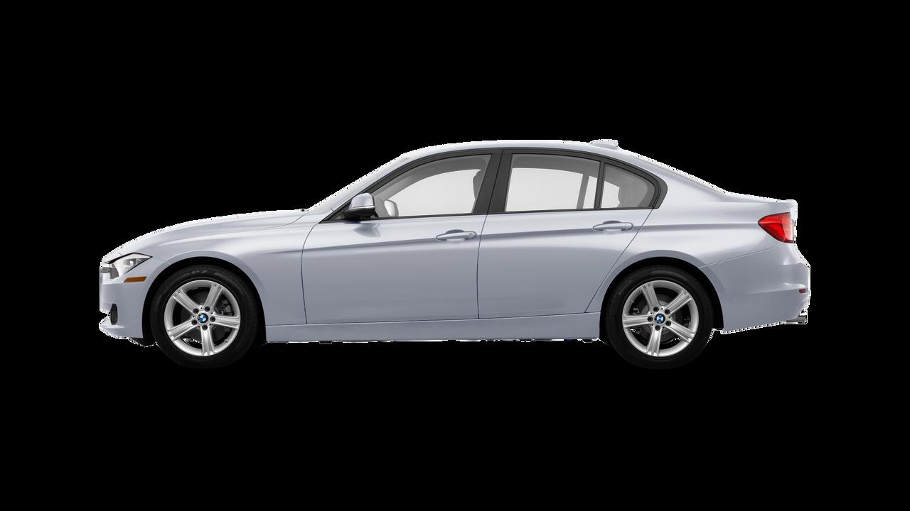 2014 BMW 3 Series 4dr Car
