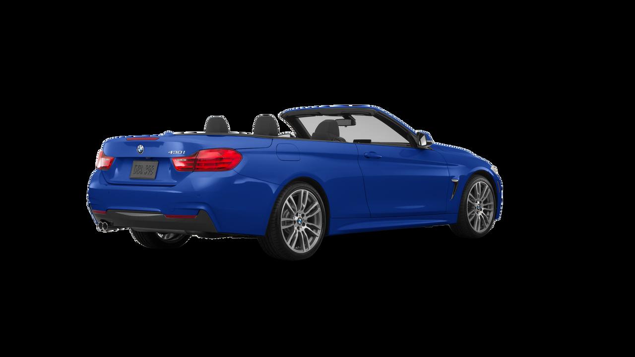 2017 BMW 4 Series 2dr Car