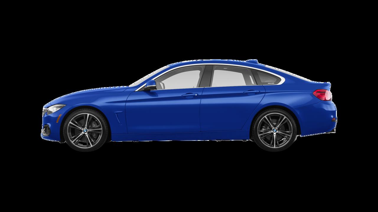 2019 BMW 4 Series Hatchback