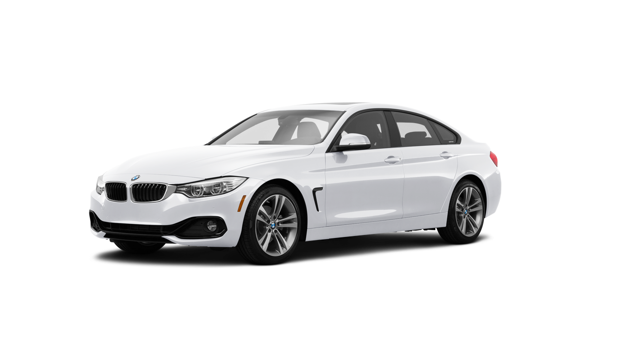 2015 BMW 4 Series Hatchback
