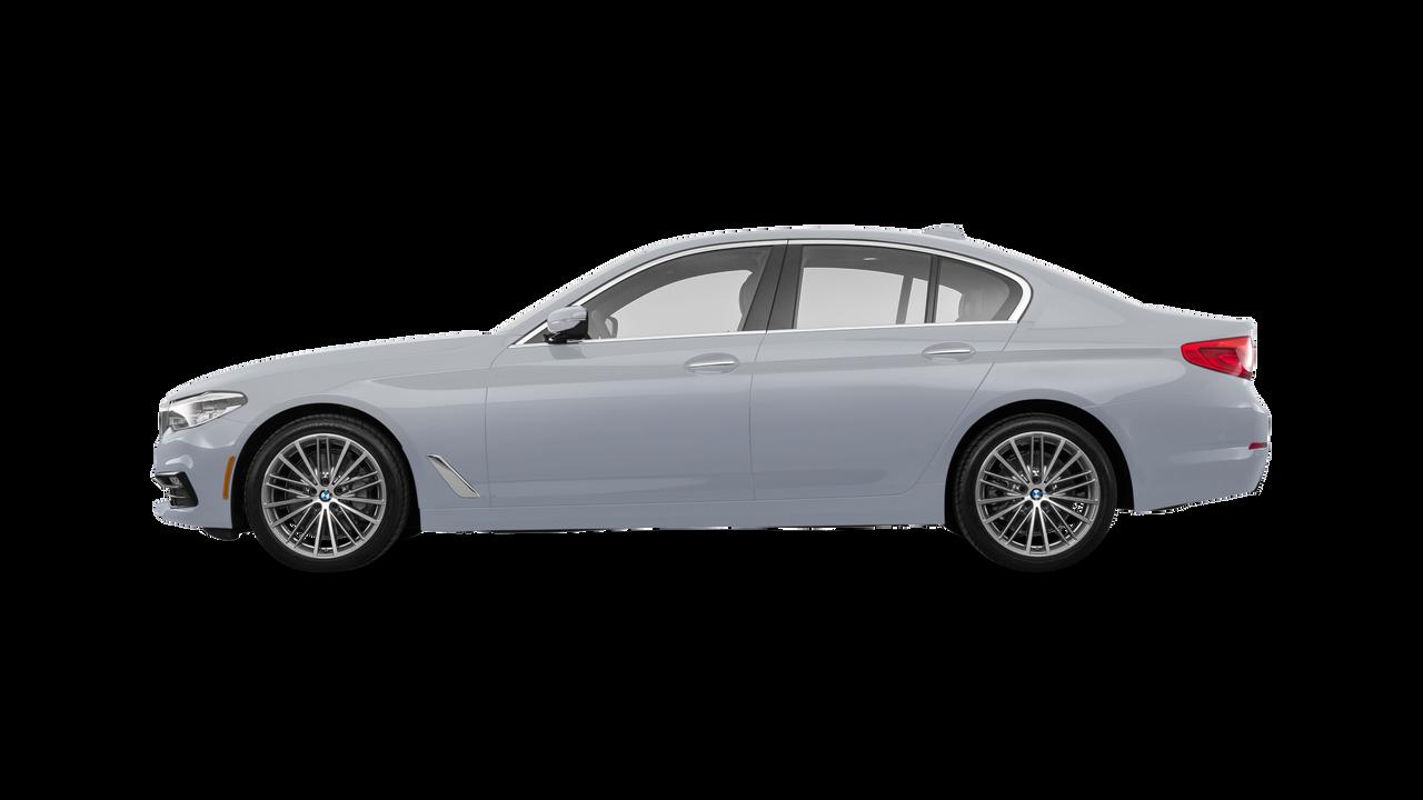 2017 BMW 5 Series 4dr Car
