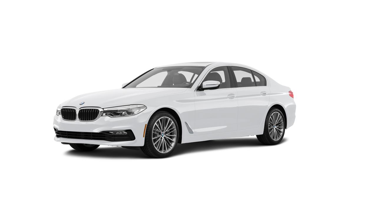 2018 BMW 5 Series 4dr Car
