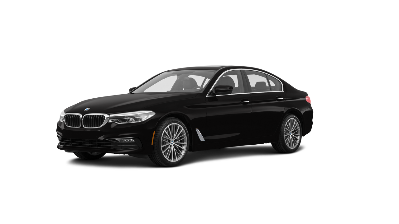 2018 BMW 5 Series 4D Sedan