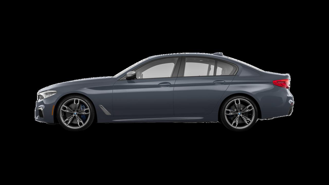 2019 BMW 5 Series 4dr Car