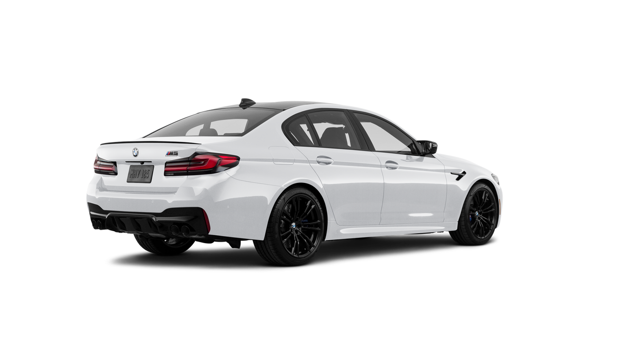 2021 BMW 5 Series 4dr Car