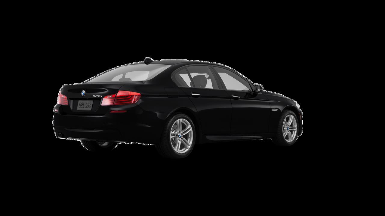 2014 BMW 5 Series 4dr Car