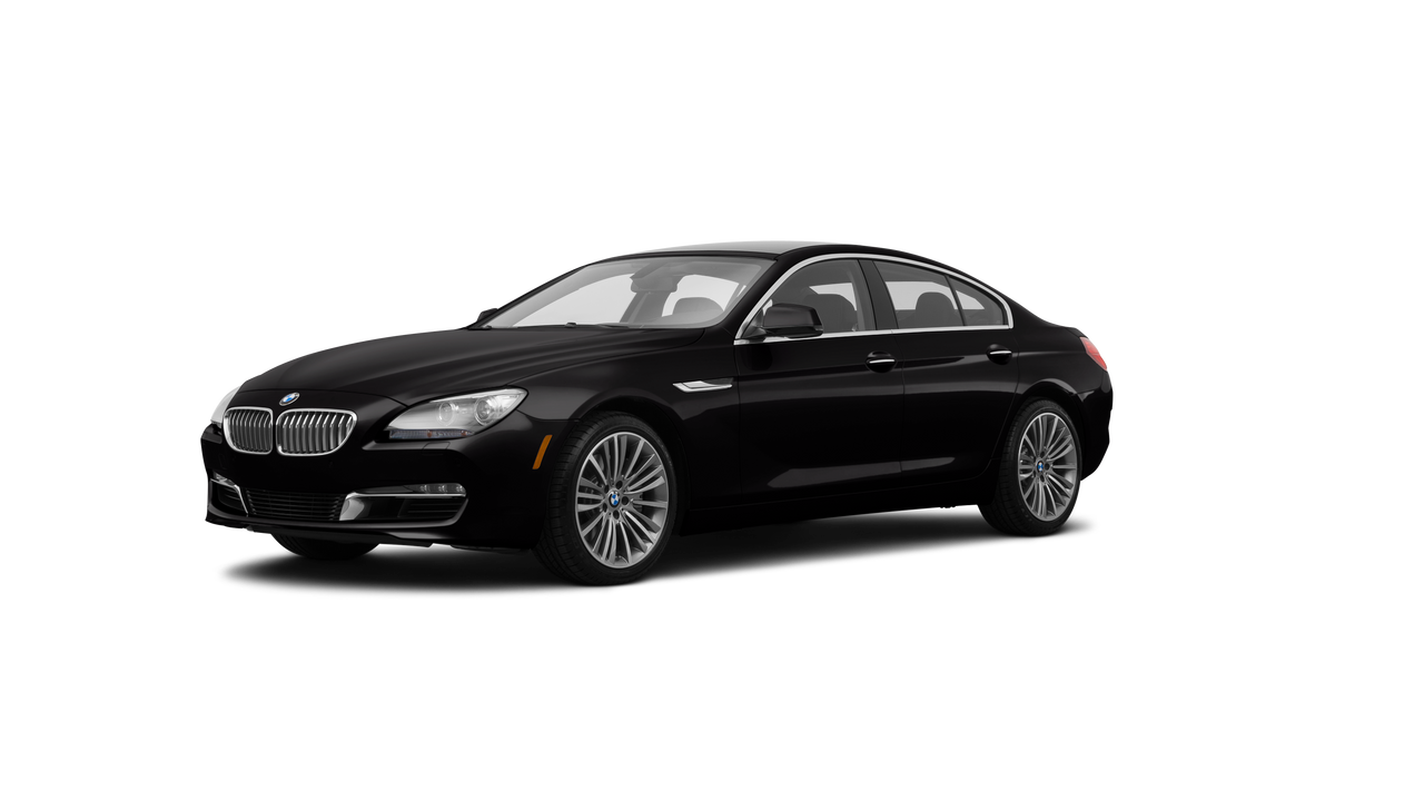 2015 BMW 6 Series 4dr Car