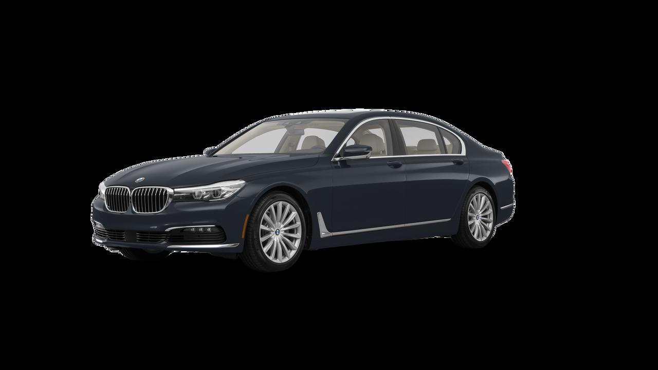 2017 BMW 7 Series 4dr Car