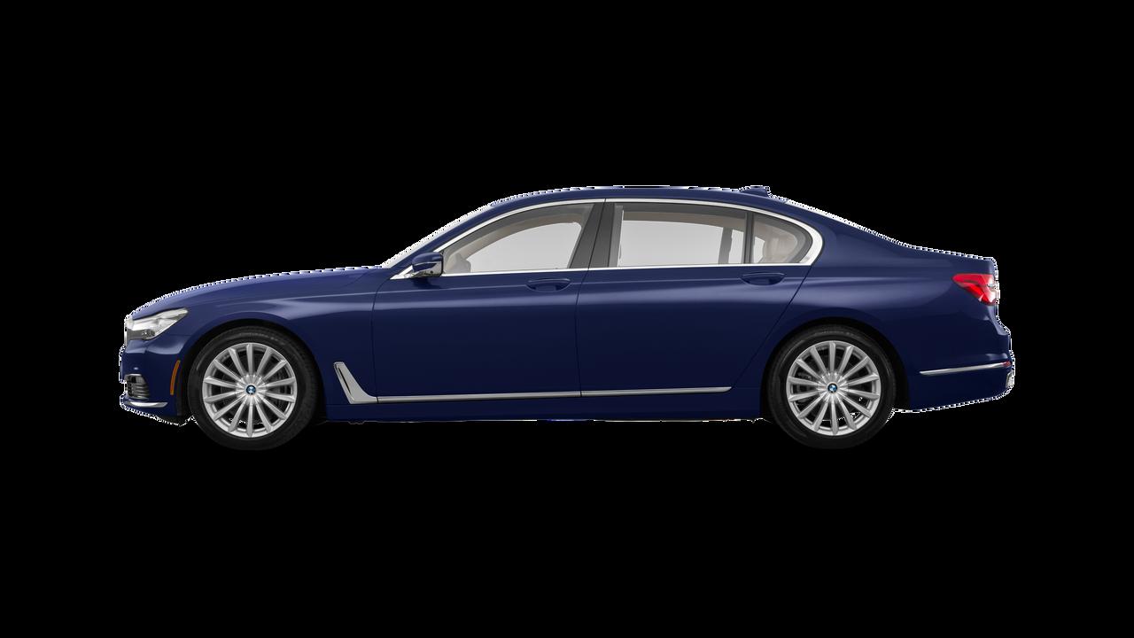 2018 BMW 7 Series 4dr Car