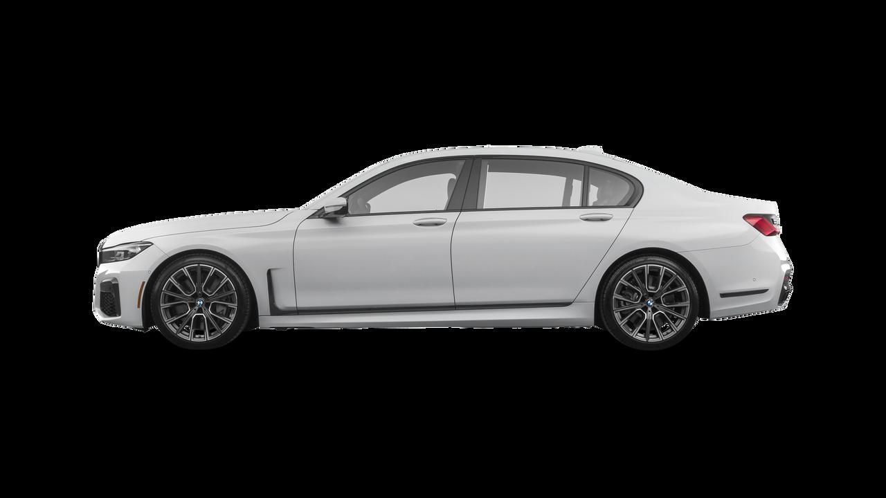 2020 BMW 7 Series 4dr Car
