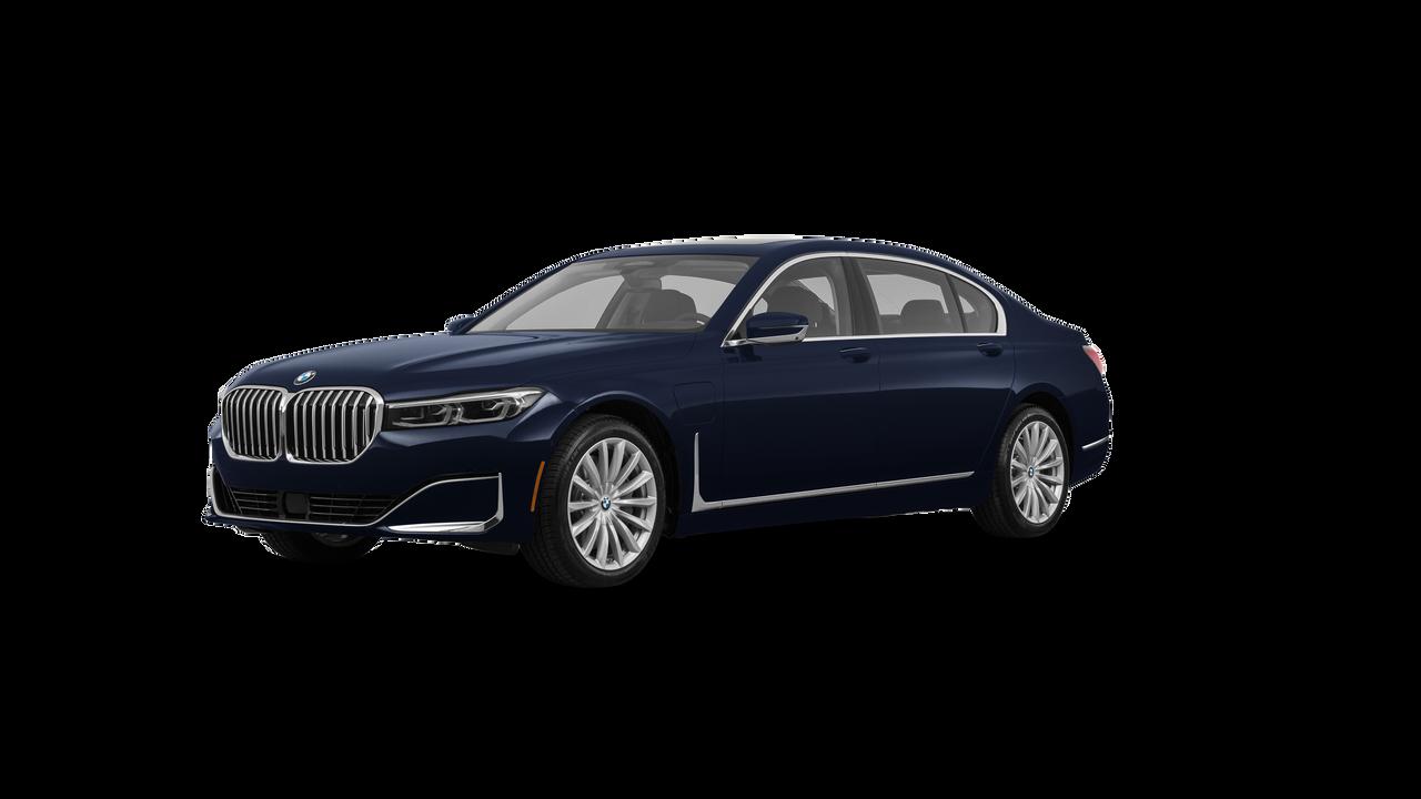 2021 BMW 7 Series 4dr Car
