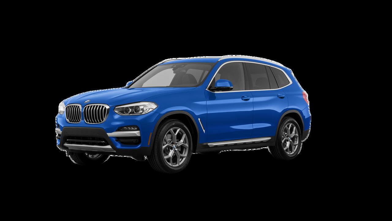 2021 BMW X3 Sport Utility