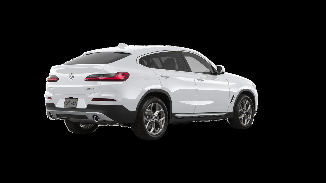 2021 BMW X4 Sport Utility
