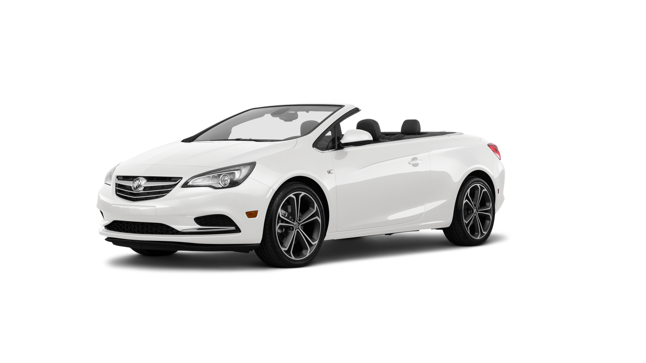 2017 Buick Cascada Convertible
