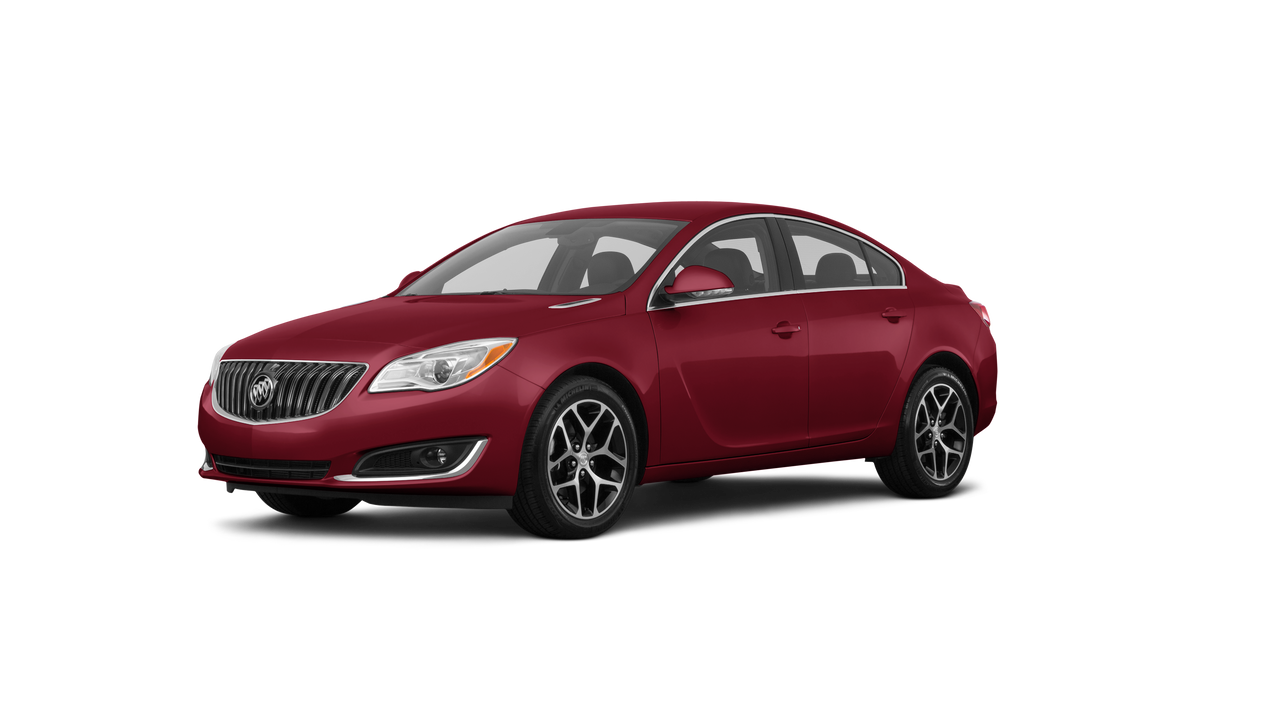 2017 Buick Regal 4dr Car