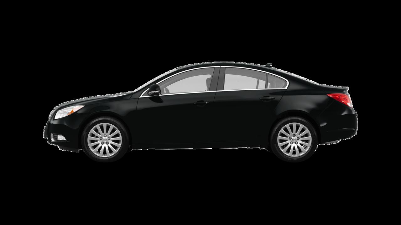 2012 Buick Regal 4dr Car