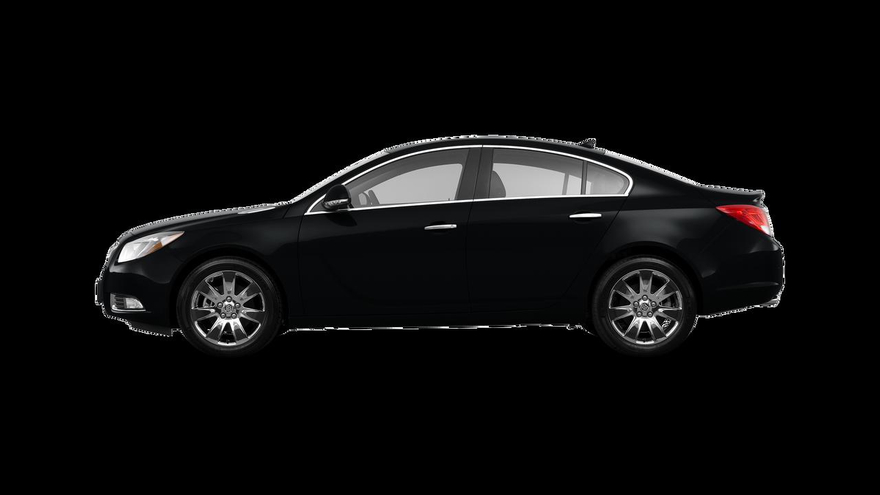 2013 Buick Regal 4dr Car