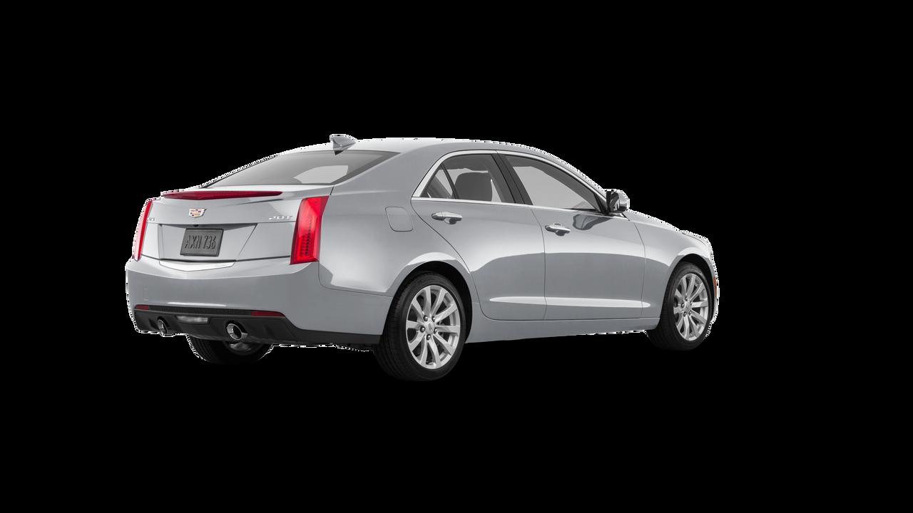2018 Cadillac ATS Sedan 4dr Car