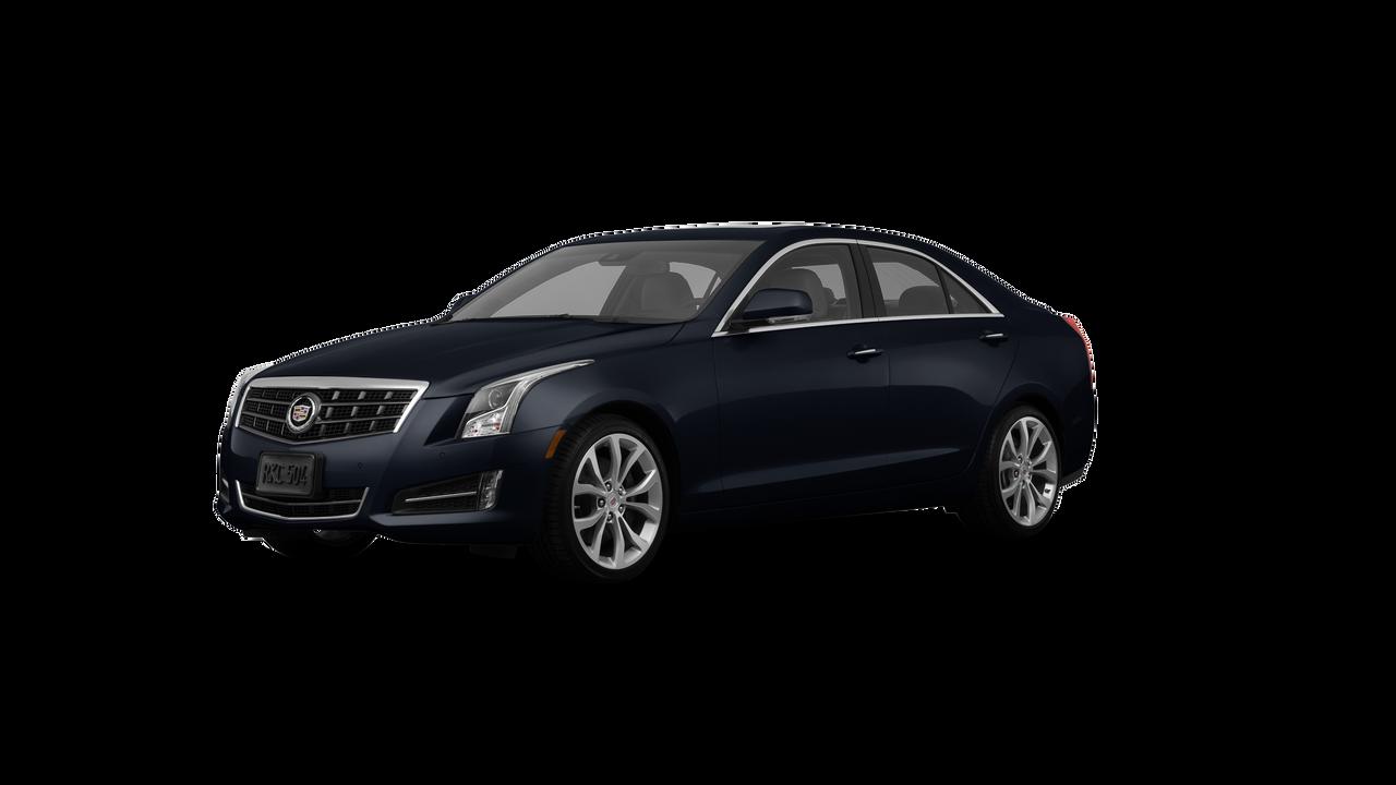 2014 Cadillac ATS 4dr Car