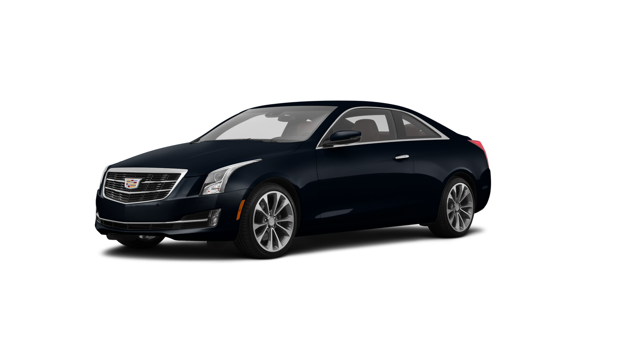2015 Cadillac ATS 2dr Car
