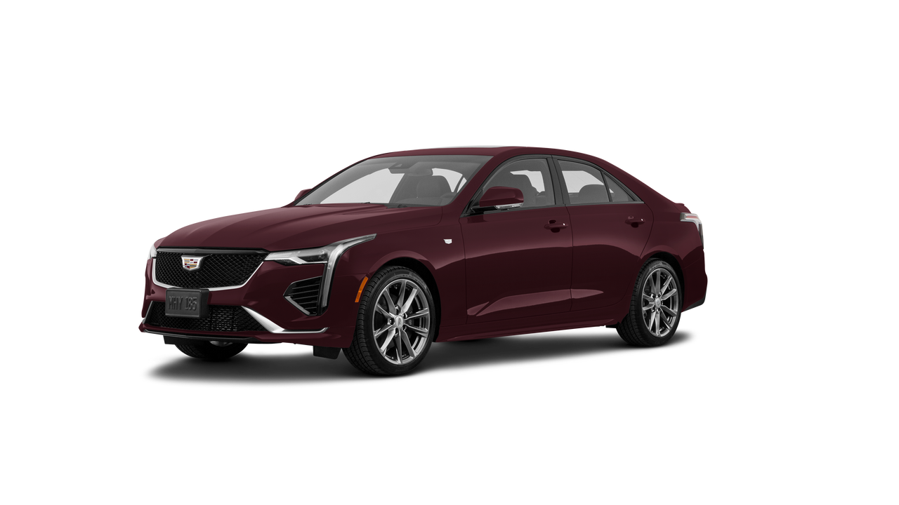 2021 Cadillac CT4 4dr Car