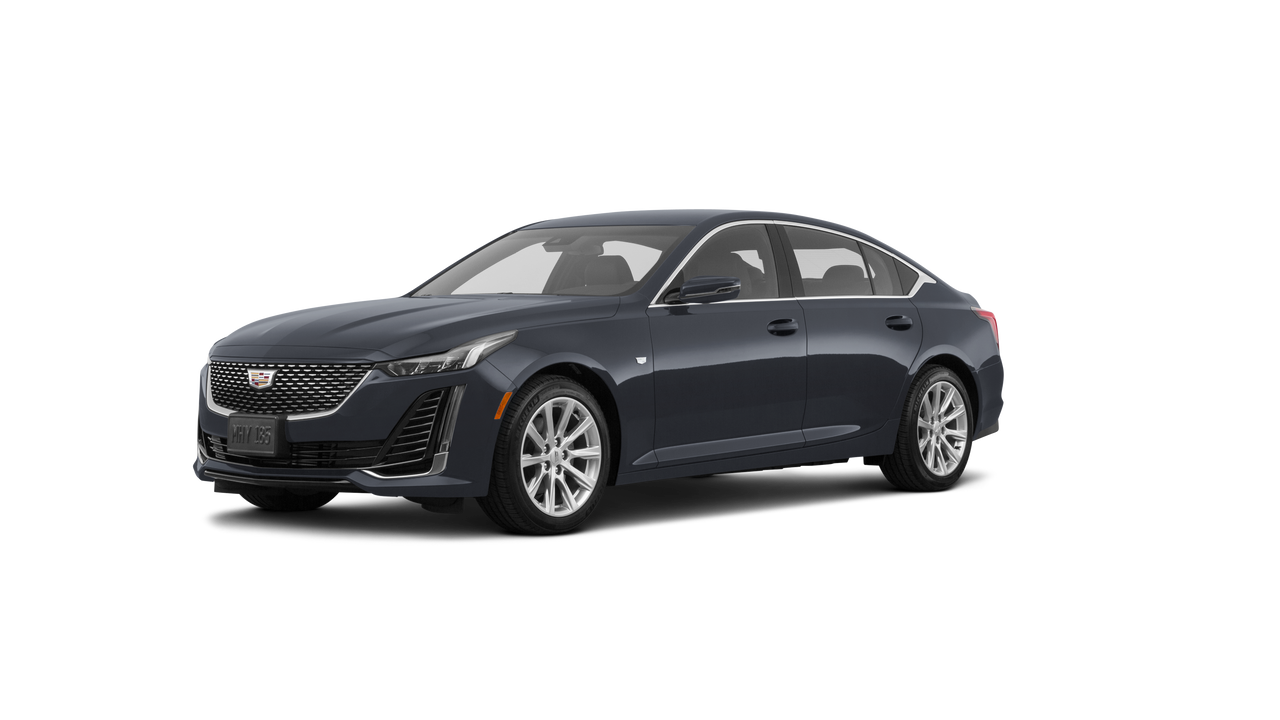 2021 Cadillac CT5 4dr Car