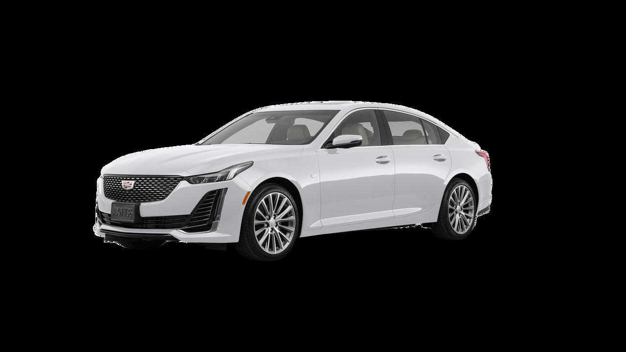 2021 Cadillac CT5 4dr Car