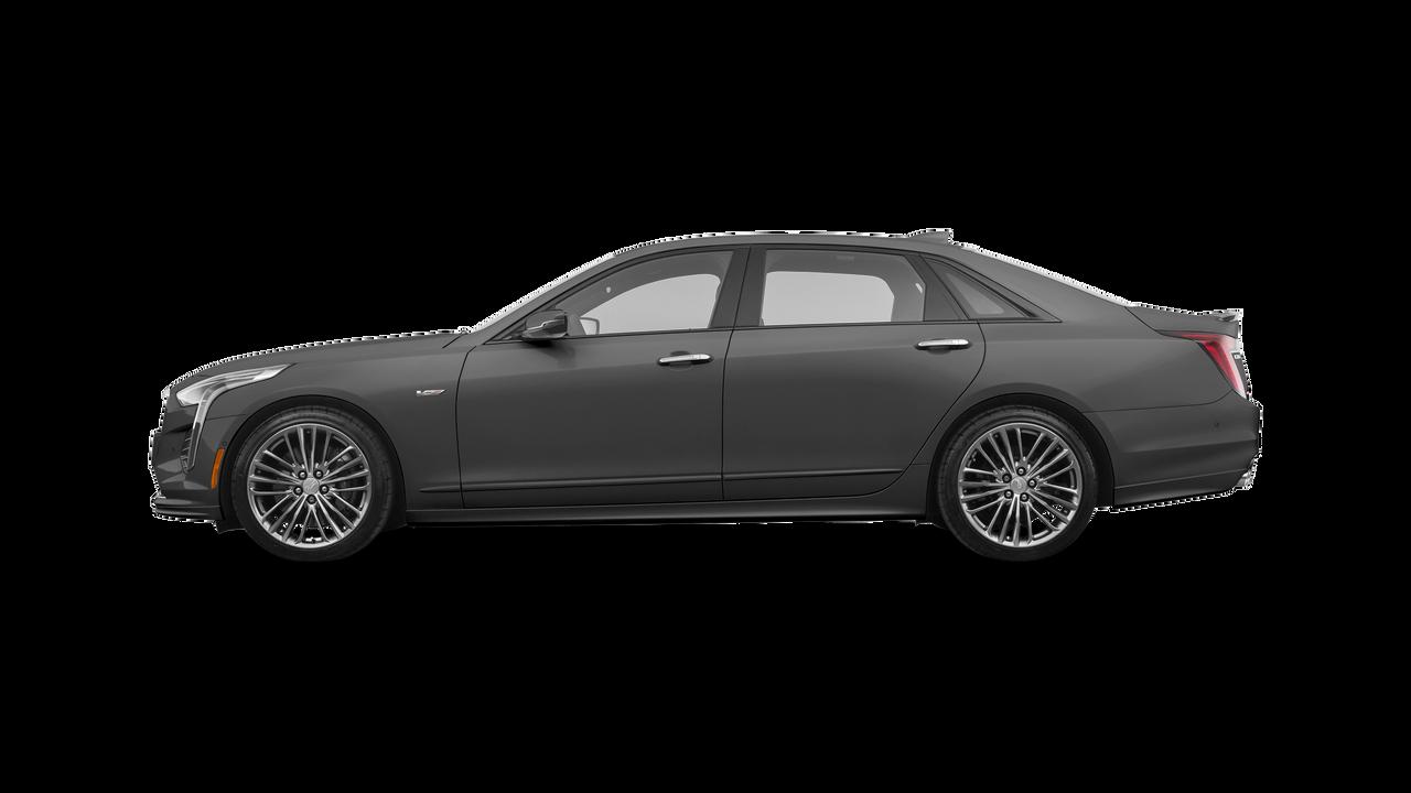 2019 Cadillac CT6-V 4dr Car