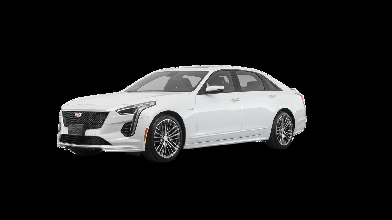 2020 Cadillac CT6-V 4dr Car