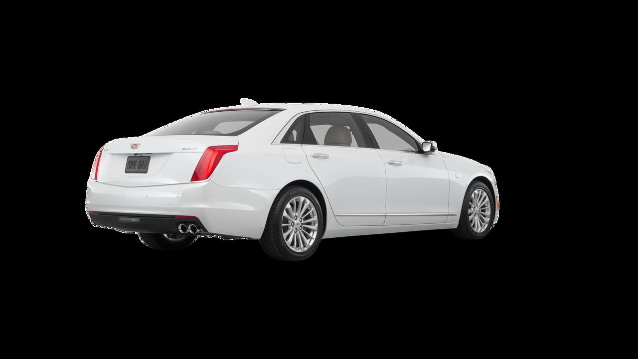 2016 Cadillac CT6 4dr Car