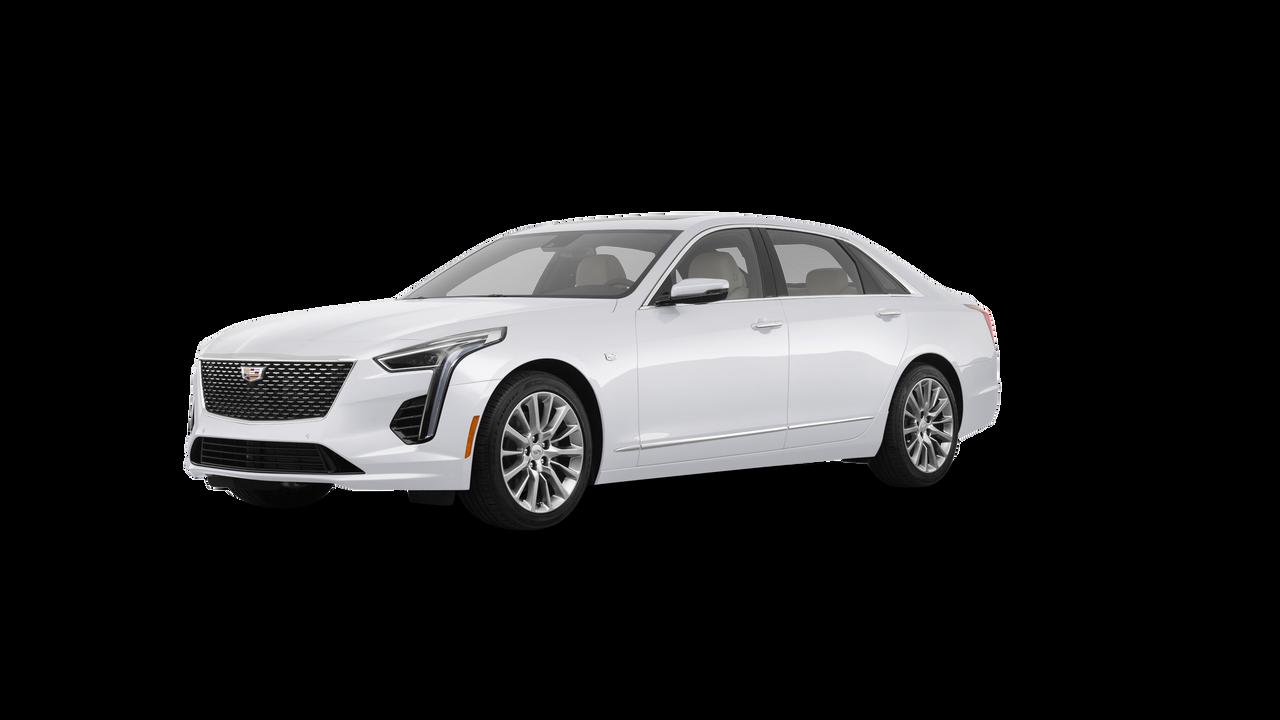 2019 Cadillac CT6 4dr Car