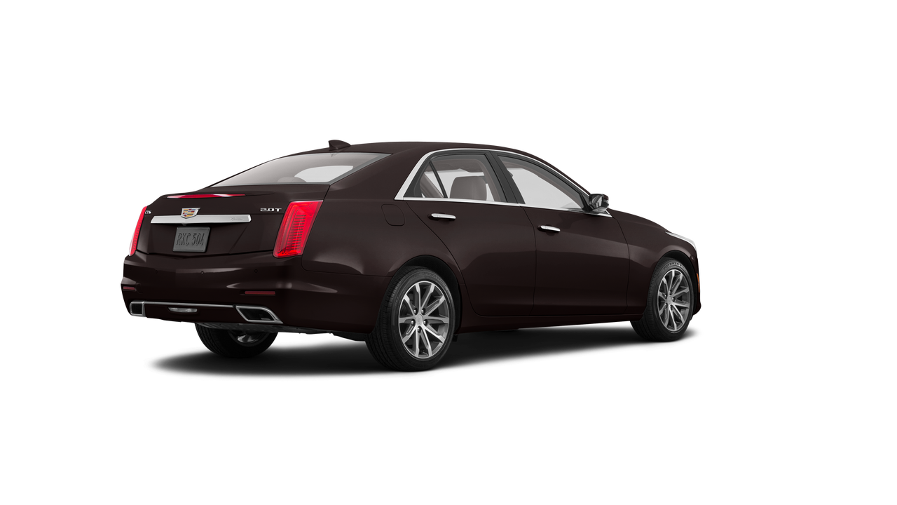 2016 Cadillac CTS Sedan 4dr Car