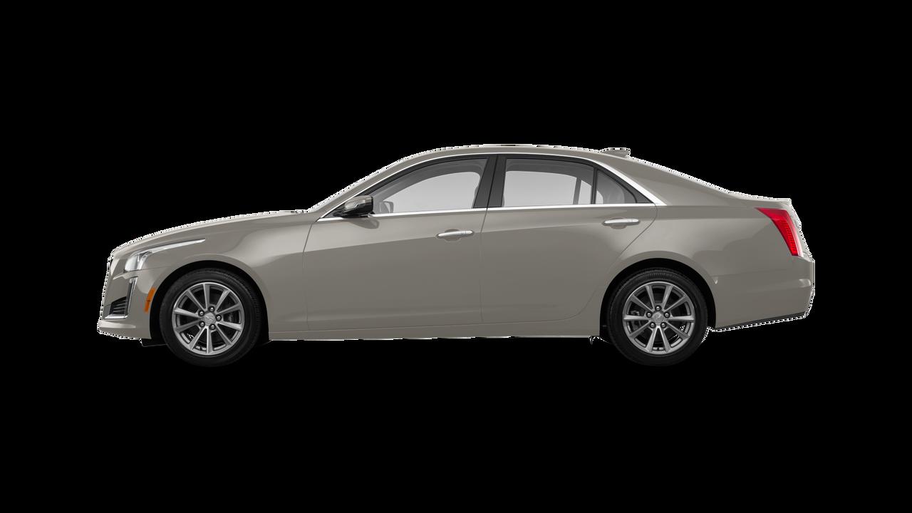 2017 Cadillac CTS Sedan 4dr Car
