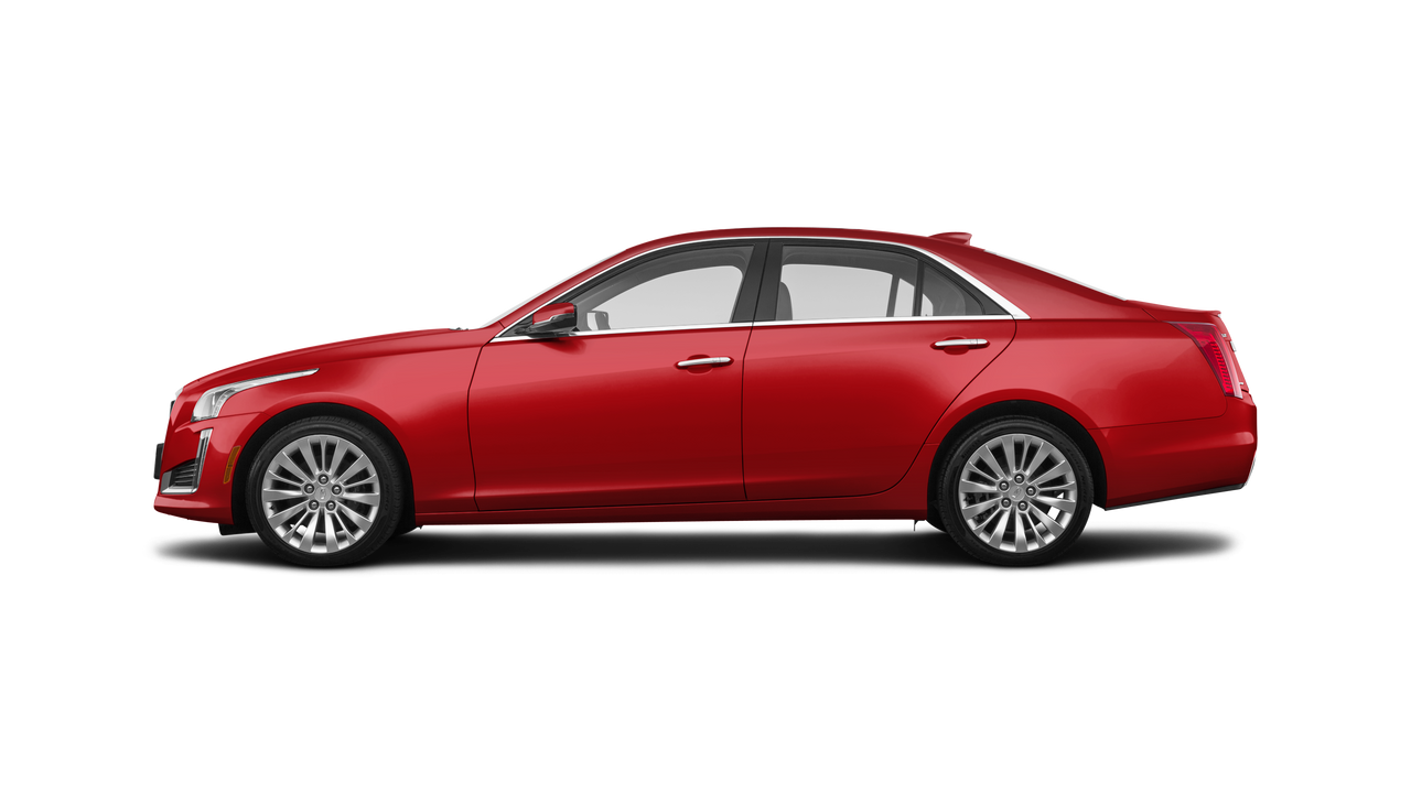 2018 Cadillac CTS Sedan 4dr Car