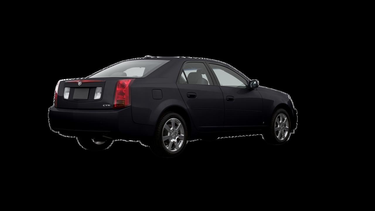 2007 Cadillac CTS 4dr Car